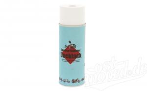 Spraydose Decklack Leifalit (Premium) schwarz matt für Rahmen 400ml