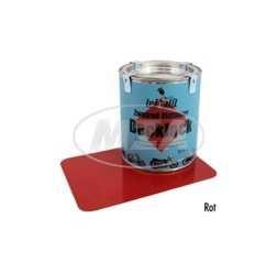 Lackfarbe Leifalit (Premium), rot, passend für MZ-Modelle, ES, TS, 0,5l