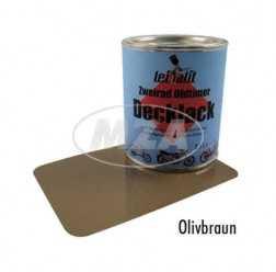 Lackfarbe Leifalit (Premium) olivbraun / beige 0,5l