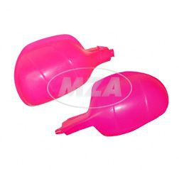 Protektor Lenkerhandschutz pink