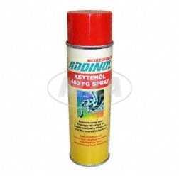 ADDINOL  Kettenöl 460 FG Spray, vollsynthetisch, 500 ml Spraydose