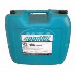 ADDINOL MZ406 SUPER  2-Takt-Motorenöl, raucharm, low smoke, teilsynthetisch, 20 L Kanister.