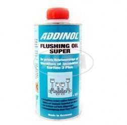 ADDINOL-PKW  Flushing Oil, Motor-Innen-Reiniger mit Surftec3 Technologie, Ölschlammspülung, löst all