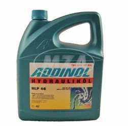 ADDINOL HLP46, Hydrauliköl Duo Schwalbe (ISO SAE 46), mineralisch, 4 L Kanister