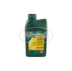 ADDINOL GS80W, Getriebeöl für Lenk-Verteiler und Handschaltgetriebe, mineralisch, 1 L Dose.