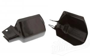 Handschützer schwarz passend für MZ im Satz (Handschützer)