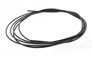 Bowdenzughülle schwarz Ø2,5mm (5 Meter) - Außenzug
