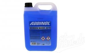 ADDINOL Frostschutz + Scheibenreiniger Apfelgeruch -70°C - 5L Kanister