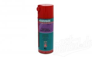 ADDINOL  Kettenhaft-Spray / Kettenspray, teilsynthetisch, 300 ml Spraydose