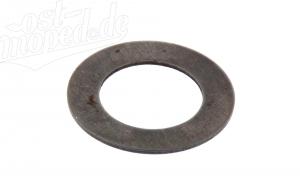 Anlaufscheibe 1,0 mm für Kupplungszahnrad  S51, S53, SR50, KR51/2