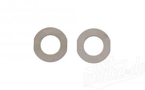 Set Anlaufscheiben 1,0 mm für Kolben S50, S51, KR51/1, KR51/2, SR4-2, SR4-3, SR4-4, DUO - 1. Qualität