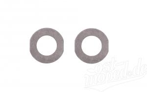 Set Anlaufscheiben 1,0 mm für Kolben S50, S51, KR51/1, KR51/2, SR4-2, SR4-3, SR4-4, DUO