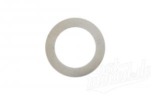 Ausgleichsscheibe 0,5mm f. Dichtkappe (Abtrieb) ETZ 125,150 TS250 (4-Gang) und weitere