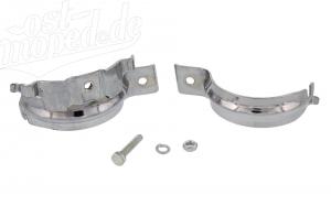 Auspuffschelle groß / Halteschelle für Hitzeschutz Enduro - S51E, S53E, S70E, S83E - 1.Qualität