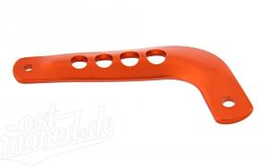 Strebe für Enduro Auspuff - orange - S51, S53, S70, S83