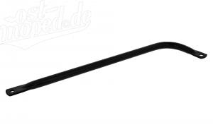 Auspuffstrebe - schwarz pulverbeschichtet - S50, S51, S53, S70, S83