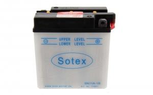 Batterie 6V 11Ah - S50, S51, S70, SR50, MZ ES, TS, ETS - ohne Säurepack
