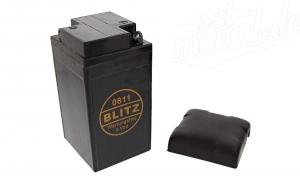 Batterie 6V 12 Ah pass. für AWO mit Deckel -BLEI-GEL wartungsfrei, geschlossen- 0811 - Größ