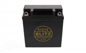 Batterie 6V 12Ah - S50, S51, S70, SR50, MZ ES, TS, ETS - wartungsfrei