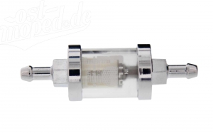 Benzinfilter - Metallausführung - Auswaschbar