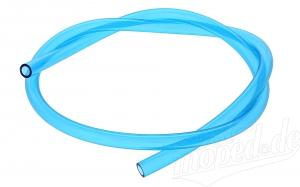 Benzinschlauch (Kraftstoffschlauch) PVC D=7,0mm (7x10,5) 1 Meter, BK, RT125/3,Berlin, ES 175/250/300