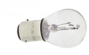 Biluxlampe (Scheinwerferlampe) 12V 15/15W - Bax15d