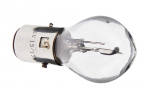 Biluxlampe (Scheinwerferlampe) 6V 15/15W BA20d