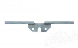 Blinkleuchtenhalter hinten - verzinkt - ø 10mm - S50, S51, S70