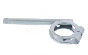 Blinkleuchtenhalter vorn - verzinkt - ø 10mm - S50, S51, S70, SR50