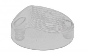 Blinkerkappe hinten - weiß - für Simson Schwalbe KR51/1 & KR51/2, SR4-2, SR4-3 und SR4-4