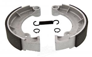 Bremsbacke - SET, groß, ø 160 mm, vorn u. hinten TS 125 150 ES175, 250, ETS 250, TS250, 250/1, ETZ 2