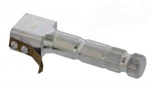 Bremsnocken hinten mit Kontaktfahne für Bremslicht - S50, S51, KR51/2 - 1. Qualität