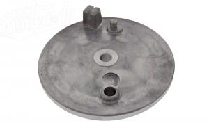 Bremsschild hinten ohne Loch für Bremslichtkontakt - S51, S70, S53, S83