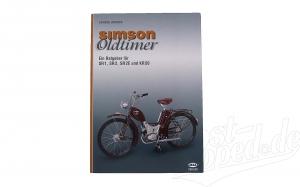 Buch -Simson- Oldtimer - Ein Ratgeber für KR50 & SR1, SR2, SR2E