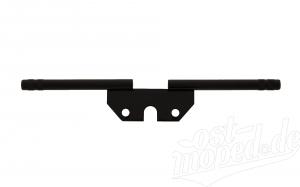 Blinkleuchtenhalter hinten - schwarz beschichtet - ø 10mm - S50, S51, S70