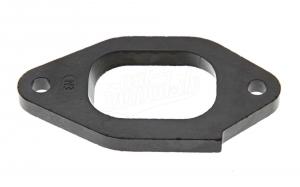 Isolierflansch, 6,5 mm dick, ETZ250, ETZ251, ETZ301, Motortyp EM