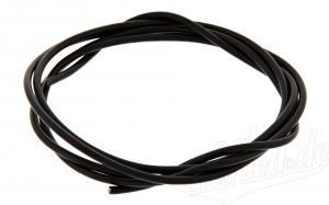 Kabel schwarz 1,5 mm²  (Meterware)