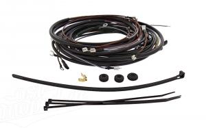 Kabelbaumset S50 B2 6V Elektronikzündung inkl. Schaltplan