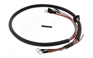 Kabelsatz - für Grundplatte Schwunglichtprimärzünder - Unterbrecherzündung - S50, S51