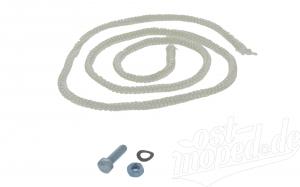 Set Kleinteile für Auspuffschelle mit Wulst - SR1, SR2, KR50, SR4-1