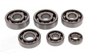 Set Kugellager Motor S50, KR51/1, SR4-1, SR4-2, SR4-3, SR4-4, DUO4/1