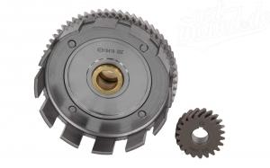 Set Kupplungszahnrad / Antriebsritzel 62/21Z für S70, S83, SR80