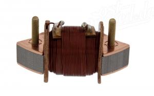 Lichtspule 8305.2-130/1 (12V 21W, Lade- u. Bremslichtspule) für S51, SR50 - 2 Anschlüsse