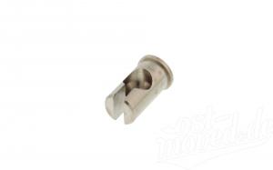 Nippelaufnahme für Bowdenzüge Simson -  Brems- und Kupplungshebel aus Aluminium