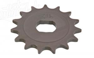 Ritzel - 15 Zähne - S51, S53, SR50, KR51/2