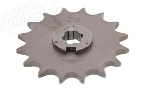 Ritzel - 16 Zähne - S50, KR51/1, SR4-1, SR4-2, SR4-3, SR4-4