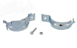 Auspuffschelle groß / Halteschelle für Hitzeschutz Enduro - S51E, S53E, S70E, S83E