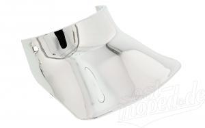 Schmutzschutz - Plaste - CHROM (Spritzschutz am Schutzblech) - S50, S51,S70