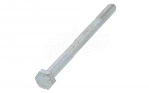 Sechskantschraube für Fußbremshebel  M8x110 (DIN 931)