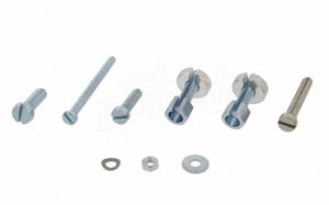 Normteile-Set S50, S51, S70, SR50 Lenkerarmaturen mit Kompaktschalter